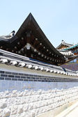 Traditional Korean House , South Korea — Stock Photo