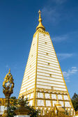 Wat Phrathat Nong Bua in Ubon Ratchathani province, Thailand — Stock Photo