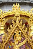 Modèle de style traditionnel thaïlandais — Photo