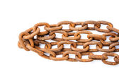 Chain rusty — Stock Photo
