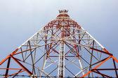 Telecommunication mast — Stock Photo