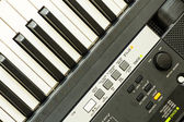 Keyboard Piano — Stock Photo
