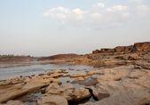 サム パン福グランドキャニオンの石します。 — ストック写真