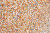Exposed aggregate concrete texture background — Photo