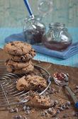 クッキーの側面図 — ストック写真