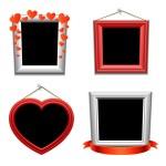 Valentine frame — Stock Vector #18467739