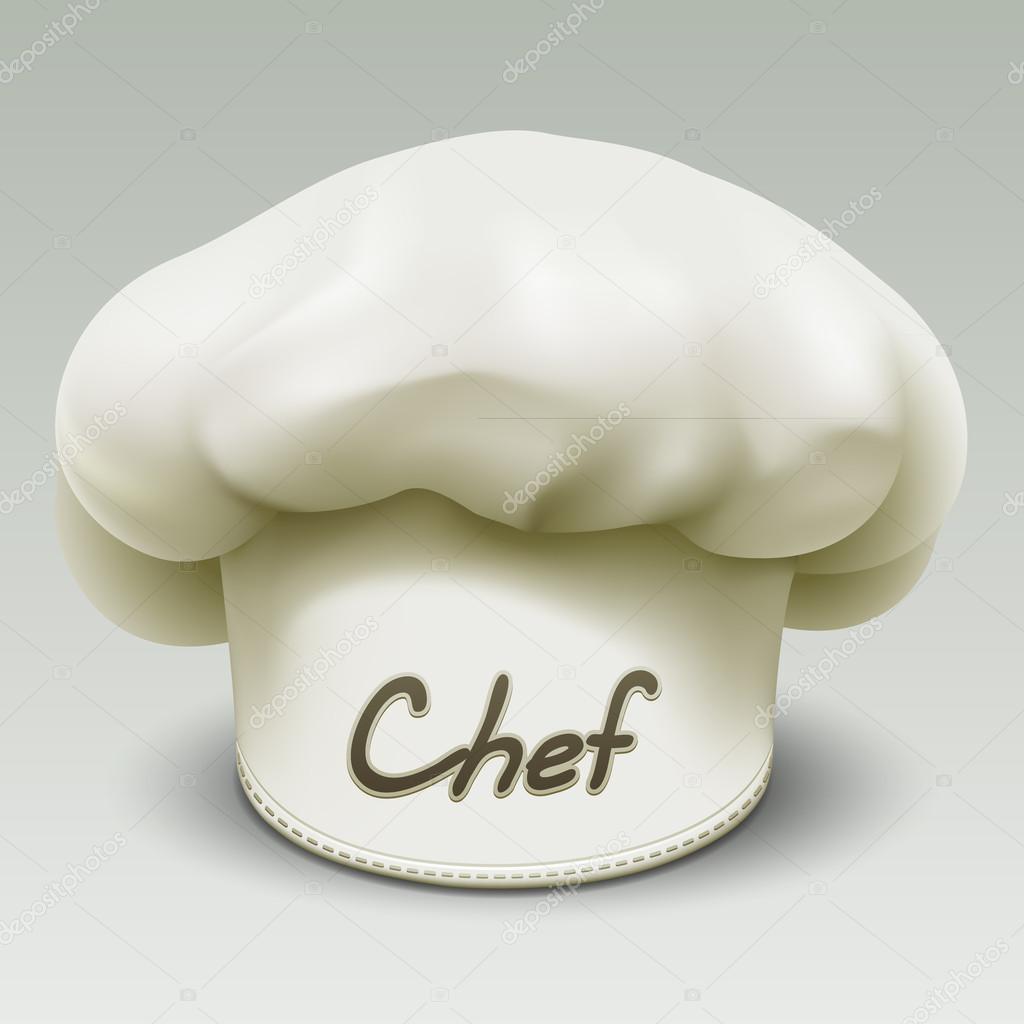 Gorro de chef — Vector de stock © Kolopach #18565445