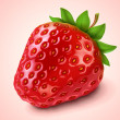 Vetorial Stock : Strawberry