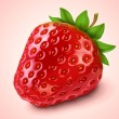 Strawberry — Vettoriale Stock