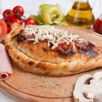 Pizza Calzone — Stock Photo #15420675