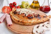 Pizza Calzone — Stock Photo
