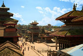 Patan Durbar Square — Stock Photo