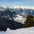 Winter in the Alps — Stok Fotoğraf #15328617