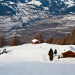 Winter in the Alps — Stock Photo #15329005