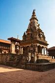 Tempel in bhaktapur — Stockfoto