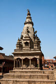 An ancient Temple, Bhaktapur, Nepal — Stock fotografie