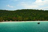 Island Koh Rong Samloem, Cambodia — Stock Photo