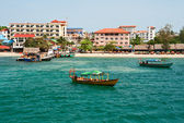Sihanoukville — Stock Photo
