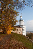 Old Russian Church of Michael the Archangel — Stock Photo