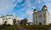 Yuriev monastery — Stock Photo
