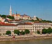 Buda Castle, Budapest. — Stock Photo