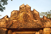 Temple Banteay Srei, Cambodia — Stock Photo