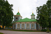 Church in the fortress of Lappeenranta — Stock Photo