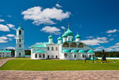 Alexander-Svirsky Monastery — Stock Photo