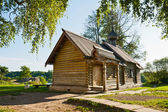 The Church in Old Ladoga — Stock Photo