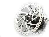 Bike parts — Stock Photo
