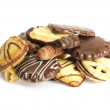 Foto de Stock  : Chocolate cookies