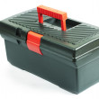 Stock Photo: Plastic toolbox
