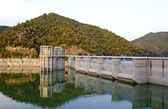 Water Reservoir — Stock Photo