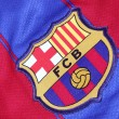 Football Club Barcelona Crest - Stock Photo