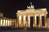 Brandenburger tor, berlijn — Stockfoto