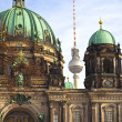 Royalty-Free Stock Photo: Berlin Cathedral (Berliner Dom), Berlin, Germany