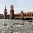 Stock Photo: Oberbaum Bridge