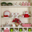 Kitchen Cabinet - Foto de Stock