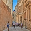 Street Of Malta — Stock Photo