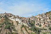 Sicilian small town — Foto de Stock