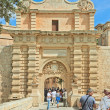 Malta. Tourists — Stock Photo #35931873