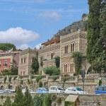 View of Taormina — Stock Photo