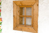 An old window. — Stock Photo