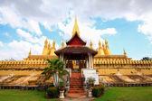 Pha That Luang — Stock Photo