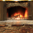 Fireplace — Stock Photo #27582485