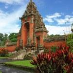 Taman Ayun Temple — Stock Photo
