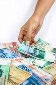 Indonesia Money — Stock Photo