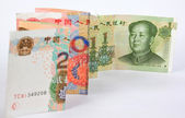 China money — Stock Photo