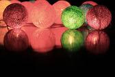 Light Balls — Stock Photo