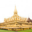 Pha That Luang — Stock Photo